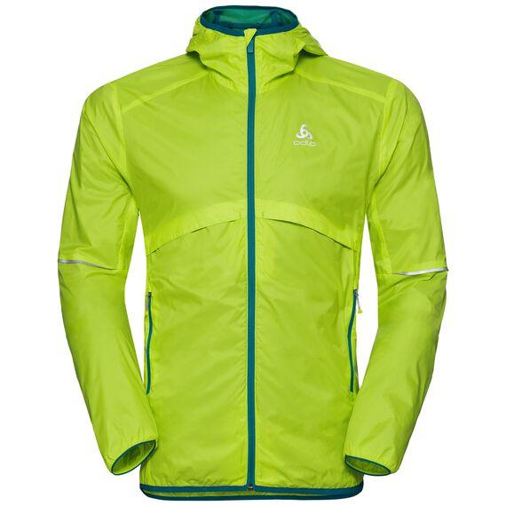 Jacket SAIKAI PRO, acid lime, large