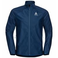 Men's ZEROWEIGHT FUTUREKNIT Jacket, estate blue - directoire blue, large