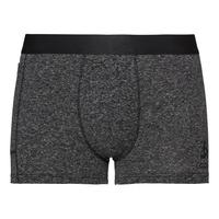 MILLENNIUM LINENCOOL Boxershorts, black melange, large