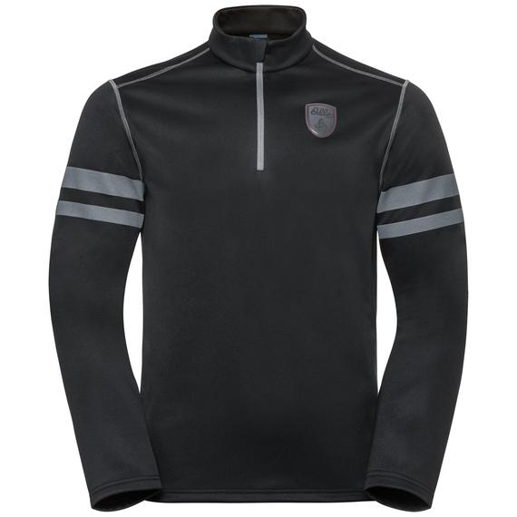 4342b30184518 Midlayer 1/2 zip GOD JUL PRINT - Sale % | Odlo Sportbekleidung