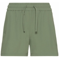 Short HALDEN da donna, matte green, large