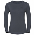 Completo intimo ACTIVE WARM ECO da donna, india ink, large