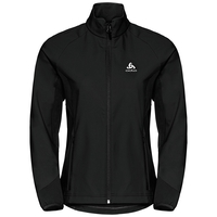 Jacket softshell NORDSETER, black, large