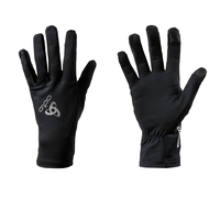 Guantes CERAMIWARM LIGHT, black, large