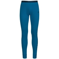 Revelstoke WARM Baselayer Hose Herren, mykonos blue, large