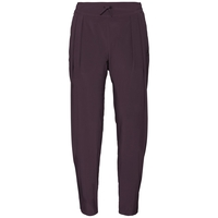 Pants LILLY WOVEN, plum perfect, large