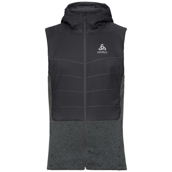 Men's MILLENNIUM S-THERMIC Vest, black, large