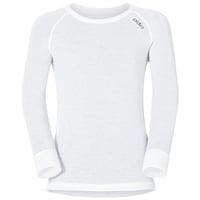 T-shirt technique à manches longues ACTIVE WARM KIDS, white, large
