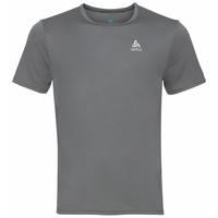 Men's CARDADA T-Shirt, odlo steel grey, large