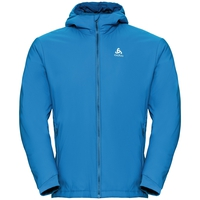 Men's FLI S-THERMIC Insulated Jacket, mykonos blue, large