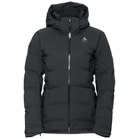 Jacket insulated SKI COCOON, black, large