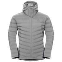 Men's SEVERIN COCOON Insulated Jacket, odlo concrete grey, large