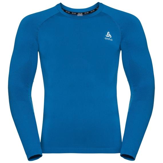 Herren CERAMIWARM Funktionsunterwäsche Langarm-Shirt, directoire blue - estate blue, large