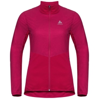 MILLENNIUM S-THERMIC ELEMENT-jas voor dames, cerise, large