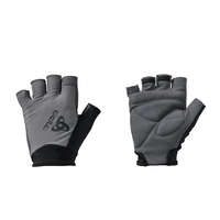Gloves short ACTIVE, odlo steel grey, large