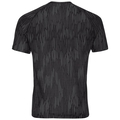 BL Top Crew neck s/s VIGOR, odlo concrete grey - black, large