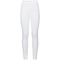 Women's ACTIVE WARM Base Layer Pants, white, large