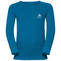 SUW Top Crew neck l/s ACTIVE ORIGINALS Kids, mykonos blue, large