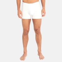Men's ACTIVE F-DRY LIGHT Sports Underwear Boxer, white, large