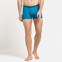 Men's ACTIVE F-DRY LIGHT ECO Sports Underwear Boxer, mykonos blue, large