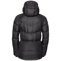 Jacket COCOON X, black melange, large