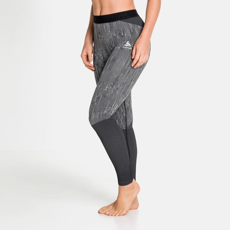 Damen BLACKCOMB Leggings, black, large