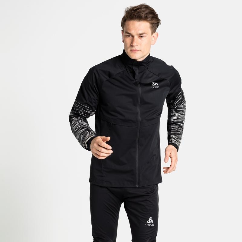 The Zeroweight PRO Warm Reflect jacket, black, large