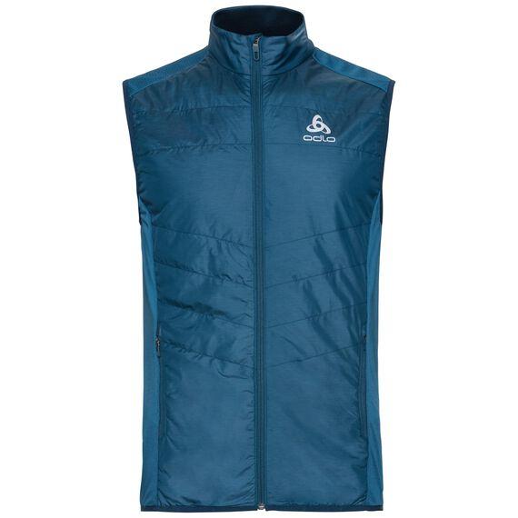 Vest IRBIS HYBRID Seamless X-Warm, poseidon - blue jewel, large