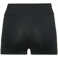 Women's ESSENTIAL SPRINTER Short Running Tights, black, large