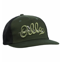 Casquette TRUCKER, climbing ivy - graphic SS21, large