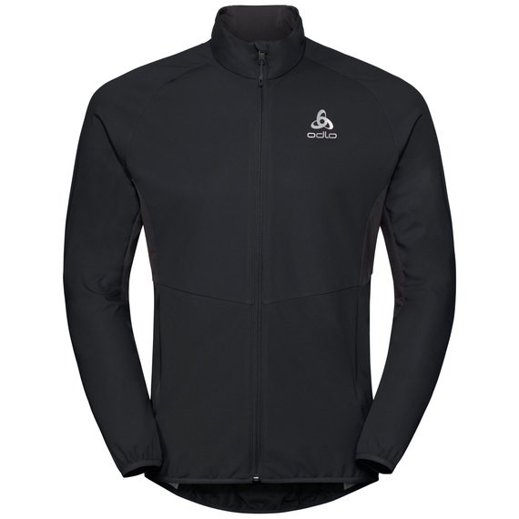 AEOLUS ELEMENT-jas voor heren, black, large