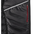 Jacket HOODY AIR COCOON, black, large