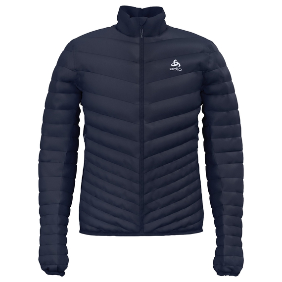 Jacket insulated NEON COCOON, diving navy, large