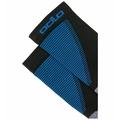 Socks crew CERAMICOOL 2 Pack, black - directoire blue - black - safety yellow, large