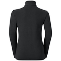 Midlayer 1/2 zip LE TOUR KIDS, black, large