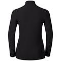 Midlayer 1/2 zip LE TOUR, black, large
