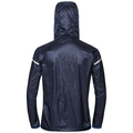 Jacket Zeroweight PRO, diving navy - energy blue, large