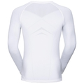 EVOLUTION LIGHT Baselayer Shirt Herren, white, large