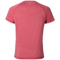 RAPTOR running shirt, jester red melange, large