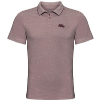 Polo NIKKO, rose taupe melange, large