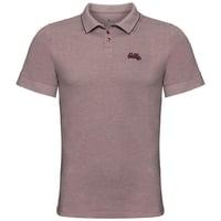 NIKKO Poloshirt, rose taupe melange, large