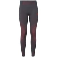 SUW Bottom PERFORMANCE Warm Hose, odyssey gray - diva pink, large