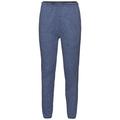 Pants MILLENNIUM LINENCOOL PRO, blue indigo melange, large