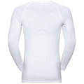 Men's PERFORMANCE EVOLUTION WARM Long-Sleeve Base Layer Top, white, large