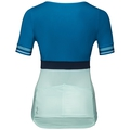 Maillot ZEROWEIGHT CERAMICOOL PRO, mykonos blue - surf spray - diving navy, large