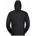 WATERDICHTE FLI 2.5L-hardshelljas voor dames, black, large