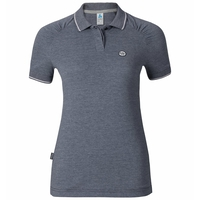 Polo shirt s/s ELEMENT, peacoat melange, large