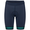 Tights short FUJIN, diving navy, large