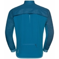 Herren ZEROWEIGHT DUAL DRY Radjacke, mykonos blue, large