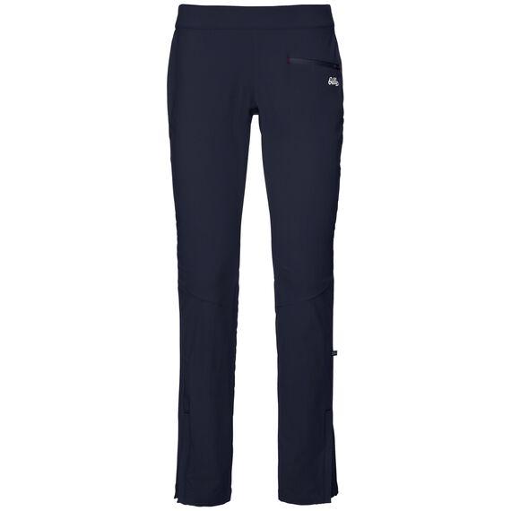 Pants ANETTE, peacoat, large